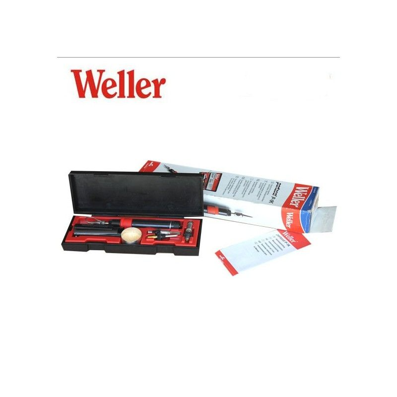 Professional Self-igniting Cordless Butane Solder Iron / Weller P-1K /