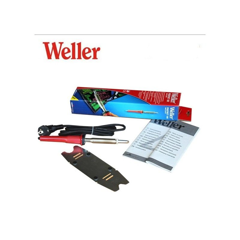 Stained Glass Iron / Weller PROFIKIT 100 / 100 Watts WELLER - 2