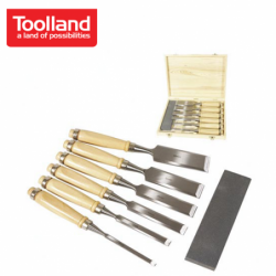 Wood Chisel Set 6pcs. /...