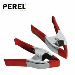 """Метални стяги 4"""", 2 броя / PEREL HSC100 /"""