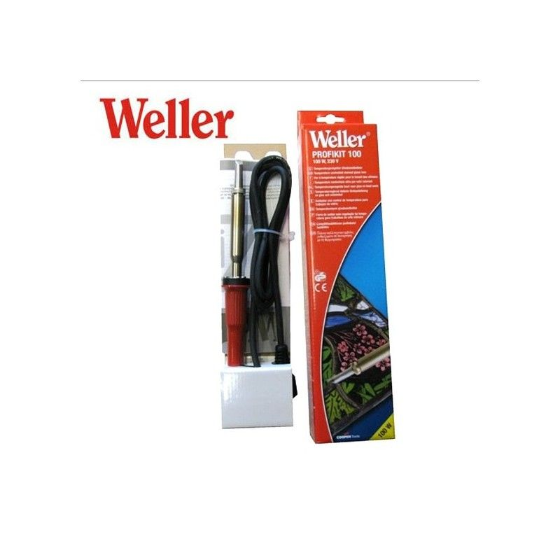 Stained Glass Iron / Weller PROFIKIT 100 / 100 Watts WELLER - 4