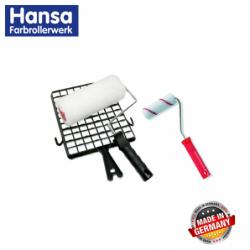 Комплект бояджийски валяк с цедка 3 части / Hansa 997015 /