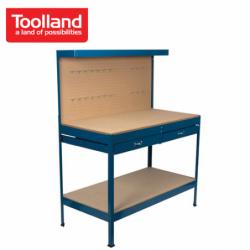 Work bench / Toolland MP80 /