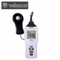 Digital light meter / Velleman M301 /