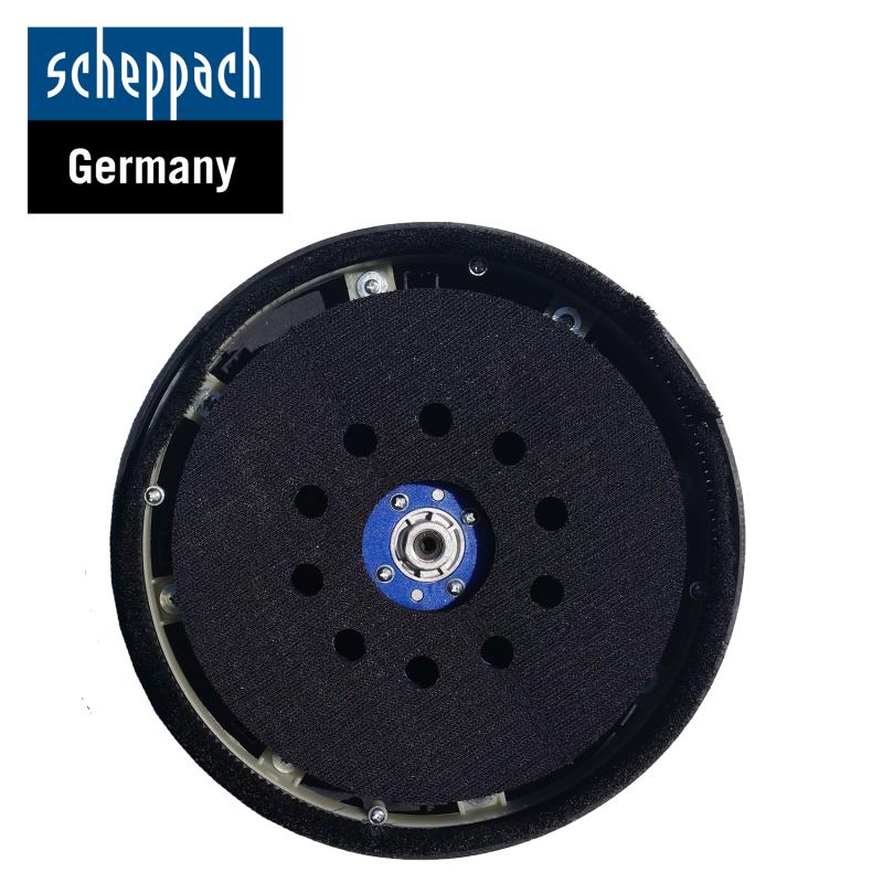 Кръгла глава за шлайф, за гипсокартон / Scheppach 5903803004 /