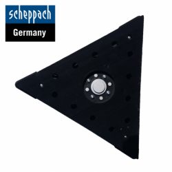 Триъгълна глава за шлайф, за гипсокартон / Scheppach 5903803002 /