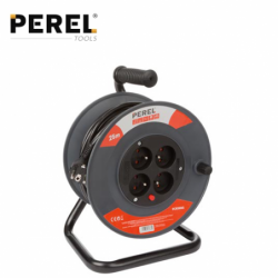 Cable reel 25 m - 3G1.5 - 4...