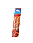 Часовникови батерии | Батерии SUNEUROPA