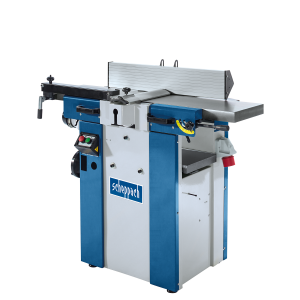 Planer - thicknesser, Thicknessing machines